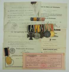 Baden: Estate of a private of the 5th / Badisches Feldartillerie-Regiment No. 76.