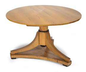 A Biedermeier Salon Table