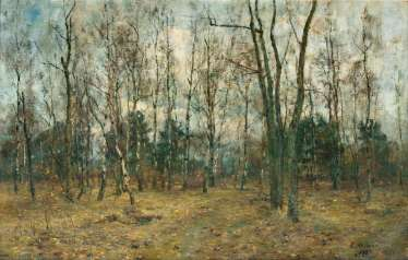 Forest (early spring)