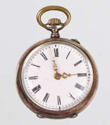 Ladies pocket watch