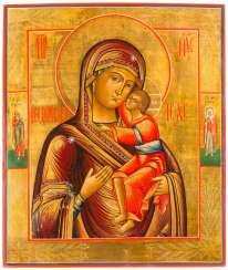 ICON OF THE MOTHER OF GOD FEODOROWSKAJA