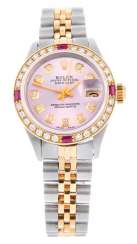 Rolex Ladies Wrist Watch.