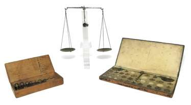 Two Scales With Weights,