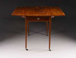 GEORGE III - WING TABLE