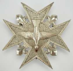 France: order of the Holy spirit, breast star