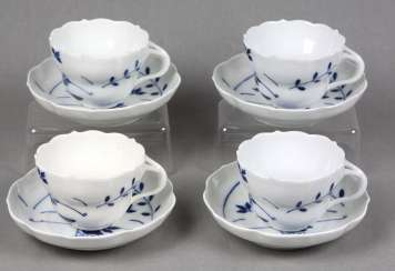 Meissen 4 Place Settings *Table Patterns*