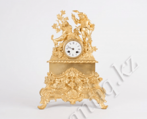 Clock in Empire style France, XIX