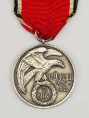 Badge of honour of 9. November 1923, the so-called
