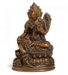 Seated Tara with vascular