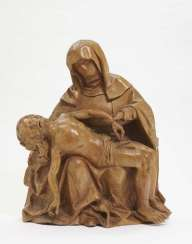 PIETÀ Danube, Dutch, early 16th century. Century