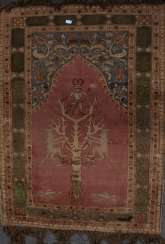 BROCADE - TAPESTRY, with Gold and silver threads, Tibet 18. Century