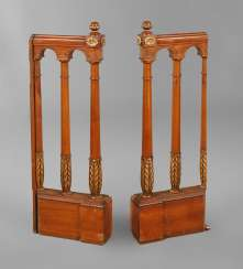 Pair Of Balustrades Historicism