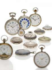 Collection: 31 Pocket Watches