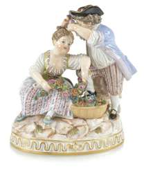 Quelques Gärtnerkinder, Meissen