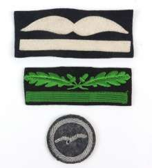Wehrmacht sleeve badge