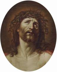 Reni, Guido, Successor. Christ with the crown of thorns