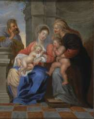 VAN DYCK, Anthonis succession: The Holy family