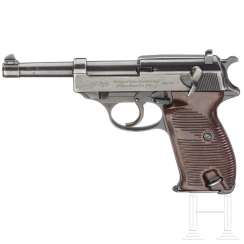 Walther model HP, military contract