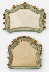 Two baroque frames