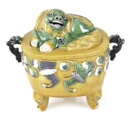 Ceramic Incense Burner With