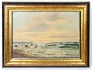 Seascape - signed