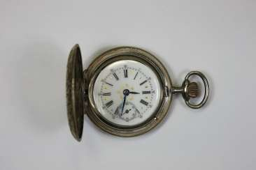 Pocket Watch, Silver