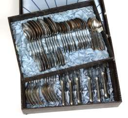 Flatware service for 12 persons