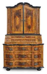 Fine Baroque Writing Cabinet