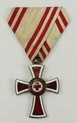 Austria: cross of honour of the Red cross, 2. Class.