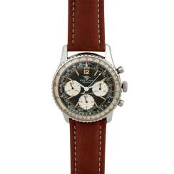 BREITLING Navitimer Vintage Chronograph mens Watch, Ref. 806, environ 1960/70 Ans.