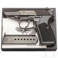 Walther P 5, in Box