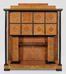 Note Cabinet by Joseph Maria Olbrich