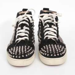 CHRISTIAN LOUBOUTIN exquisite sneakers, size 40.