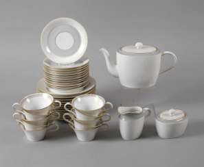Nymphenburg Tea Set