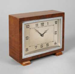 Table clock Art Deco