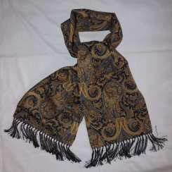 Scarf, scarf men Franco Bassi silk.