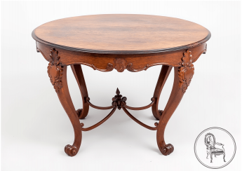 Antique table XIX century