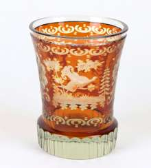 Ground foot cup 1920s