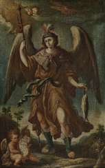 The Archangel Raphael , South German 18. Century