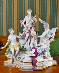 Meissen, Germany, second half of XIX century
