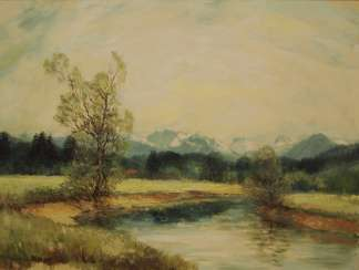 Frank Egler: Early summer near Oberstdorf.