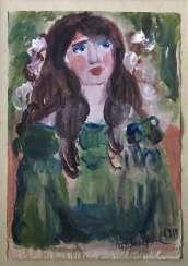 Маврина Т.А. Картина, 1934 г.