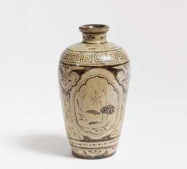 Small Vase with three medallions