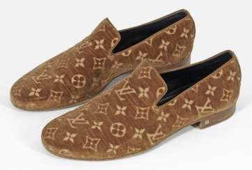 Pair of loafers by Louis Vuitton