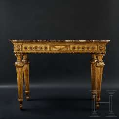 Louis XVI Console, Italy, around 1790