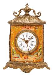 Historicism Desk clock with alarm function