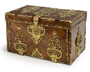 Magnificent Baroque Ceremonial Casket