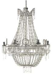 Magnificent Empire Chandelier