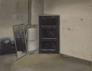 Johannes Rochhausen, OT (room with black door). 2006