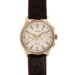 AERO Vintage Chronograph. Men's watch. CA. 1950/60s.